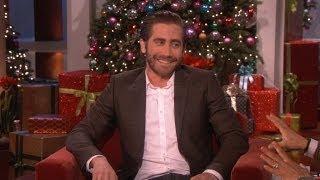 Jake Gyllenhaal's Happy Thanksgiving