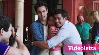 Violetta 3 English: German is jealous Ep.80