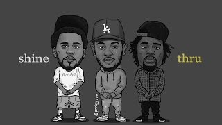 Shine Thru - J Cole x Kendrick Lamar x Wale Type Beat (Prod. B Mac)