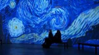 Van Gogh Alive Exhibition