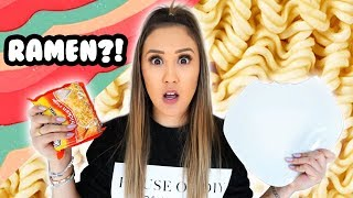 Fixing Things with RAMEN NOODLES!!! Does it Work?