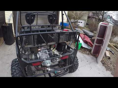 Manco Deuce with Vegas carts big block 460 valve train noise