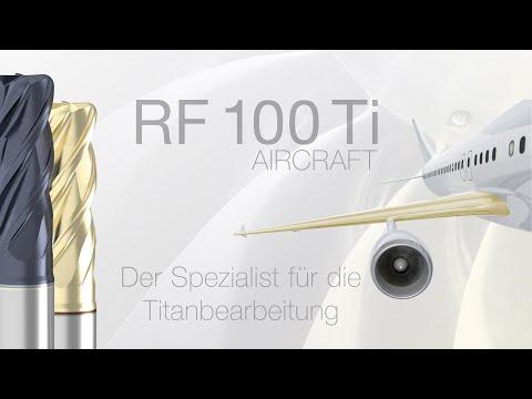 RF 100 Ti Aircraft