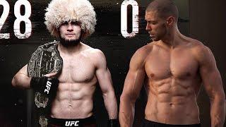 Cómo Entrena el RUSO - Campeón de UFC? Lucha Osos?