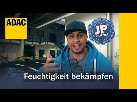 ADAC How To Feuchtigkeit bekämpfen mit Jean Pierre Kraemer | ADAC