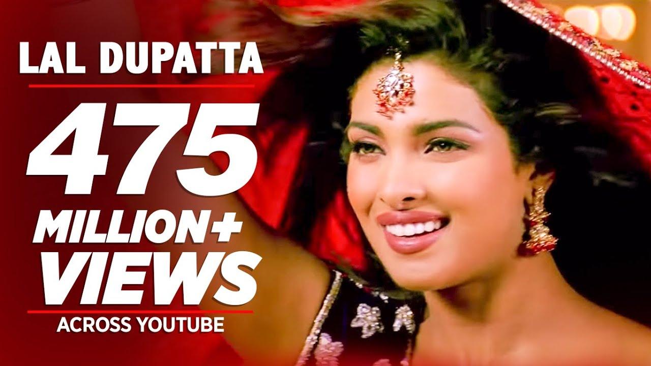 Laal Dupatta Hindi lyrics