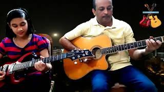 Zindagi Kaisi Hai Paheli - Guitar Instrumental Cov - mnm8