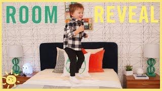 BROOKE | Lincoln's Big Boy Room Reveal!