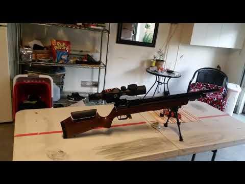 Benjamin Marauder Bull Pup and scope cam - смотреть онлайн