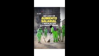 #Salario #Mínimo #Pensión #2021 #pymes #México #Aumento #Ingresos #VideoVertical #Trabajadores