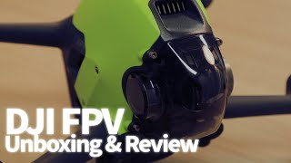 DJI FPV 언박싱 및 비행 전 초기 세팅하는 방법 1ㅣ레이싱 드론 입문!!ㅣFPV 아무것도 모르겠으면 그냥 보세요^^ㅣDJI FPV First Tutorialㅣ