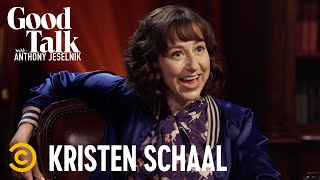 "Kristen Schaal Doesn't Think Anthony's Comedy Is ""Alternative"" - Good Talk with Anthony Jeselnik"