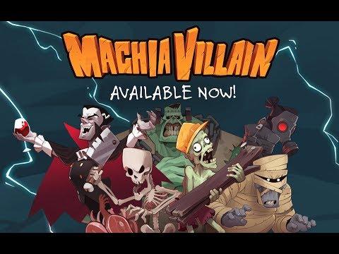 MachiaVillain  - Murderous Launch Trailer thumbnail