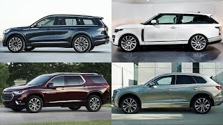 Top 7 New Best SUV (2019)