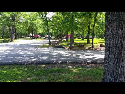 Video Of Red Oak Area - Okmulgee/Dripping Springs State Park, OK