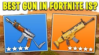 10 BEST Weapons in Fortnite | Chaos