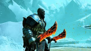God of War - How To Upgrade Blades of Chaos to Lv. 5 Straight After Helheim