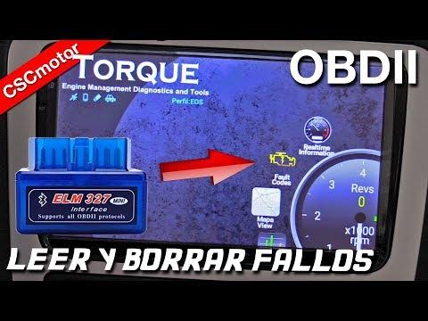Leer y borrar fallos motor - OBD | Consejos