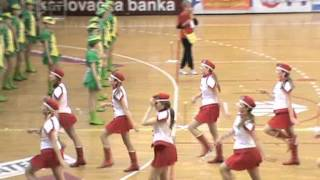 preview picture of video 'Karlovac: Državno prvenstvo mažoretkinja RH 2013 (1/2)'
