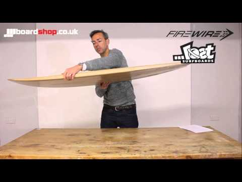 Firewire Surfboards Round Nose Fish Surfboard Review