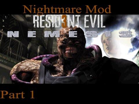 Resident Evil 3: Nemesis (HD Textures) Part 1 - смотреть
