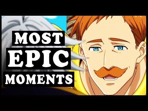 Breaking Down Escanor's Most Epic Moments! (Seven Deadly Sins / Nanatsu no Taizai)