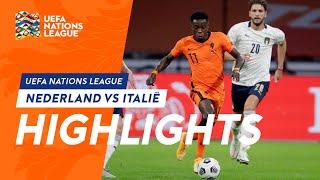 Belanda 0-1 Italia Matchday 2