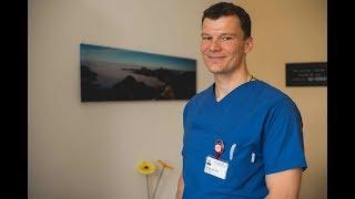 Michael Ströhla - Responsabile del Reparto di Terapia Intensiva dell'ospedale Agatharied