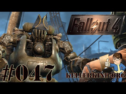 Fallout 4 [HD|60FPS] #047 - Lass sie fliegen ★ Let's Play Fallout 4