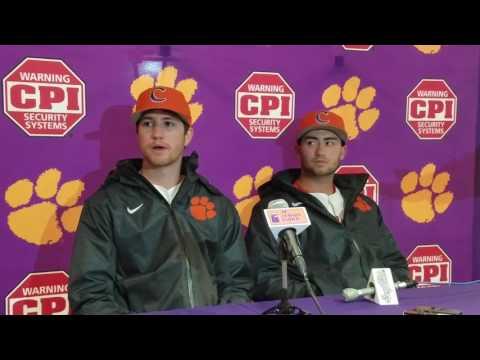 TigerNet.com - Barnes and Williams post South Carolina game 1