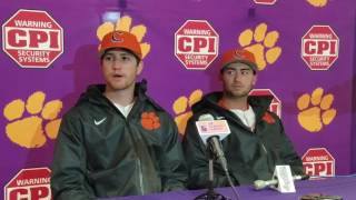 TigerNet.com - Barnes and Williams post South Carolina game 1