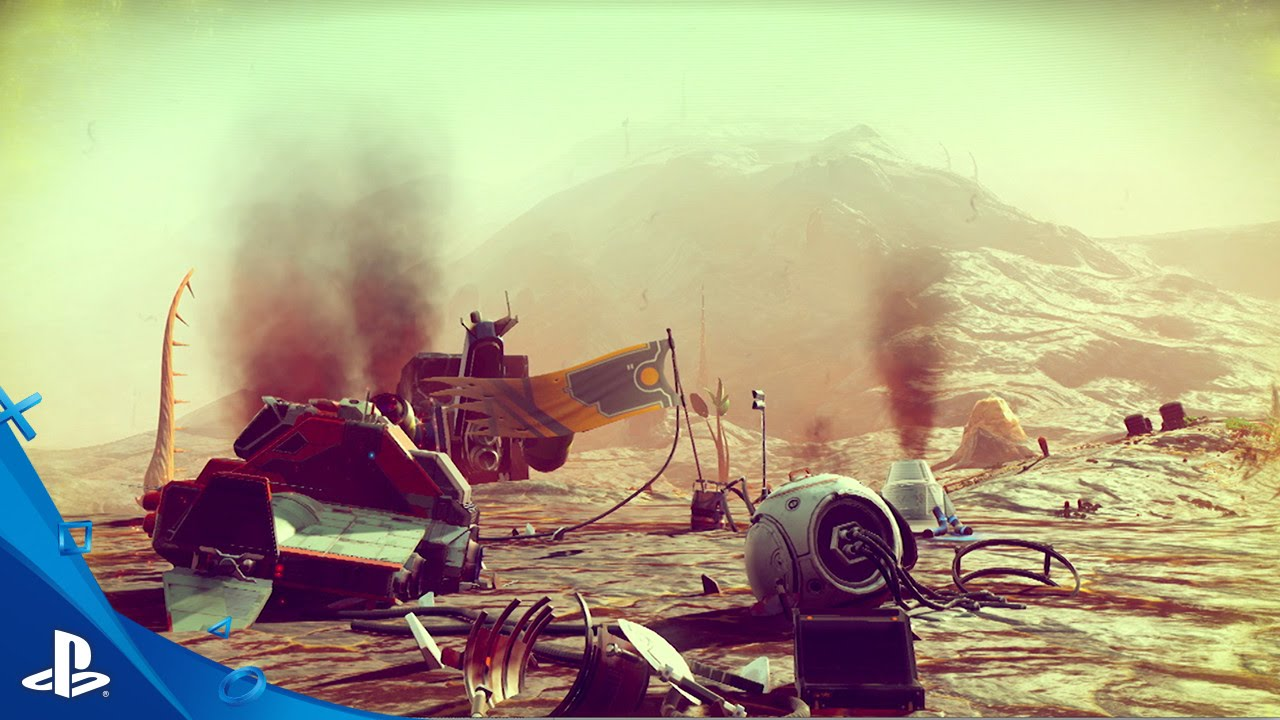 Morning, Here's Another No Man's Sky Trailer