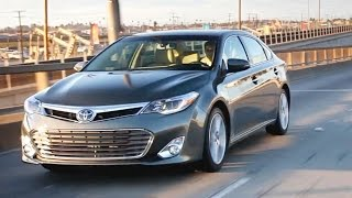 Toyota Avalon (XX40) 2013 - 2018