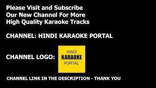 Ajeeb Dastan Hai Yeh Hindi Karaoke With Lyrics