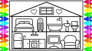 Descargar Mp3 De How To Draw A Doll House Gratis Buentema Org