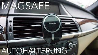 So gehts | iPhone 12 – MagSafe & Magnetische Autohalterung