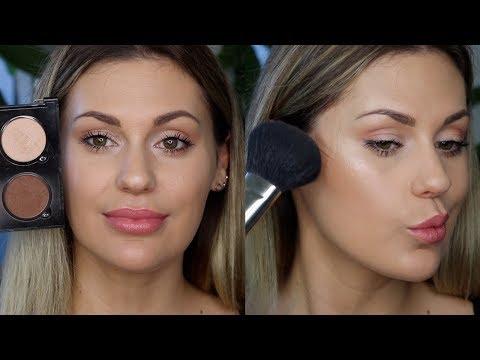 Makeup für Anfänger | Bronzer richtig auftragen