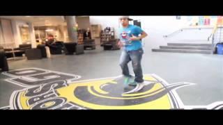 Chris Brown - Yeah 3x (Dance Music Video) l Axel Villamil