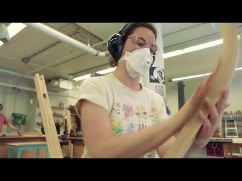 DEC | Techniques de métiers d'art - Ébénisterie artisanale