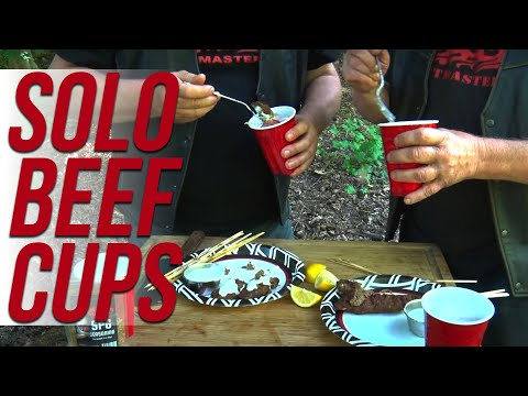Beef Cups by the BBQ Pit Boys