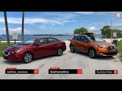 2020 Nissan Versa Vs. Nissan Kicks – The $20,000 New Car Question?