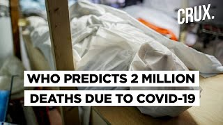 As Coronavirus Death Toll Nears 1 Million Globally, WHO Warns a Million More Likely - Download this Video in MP3, M4A, WEBM, MP4, 3GP