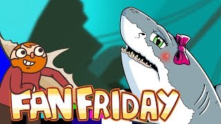 Fan Friday!! - Shark Dating Simulator XL