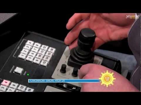 I Love My Job: Robotic Camera Operator