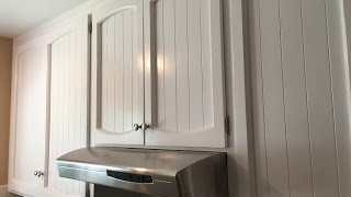 How to Paint Cabinets or Wood - Get Pro Results - DIY
