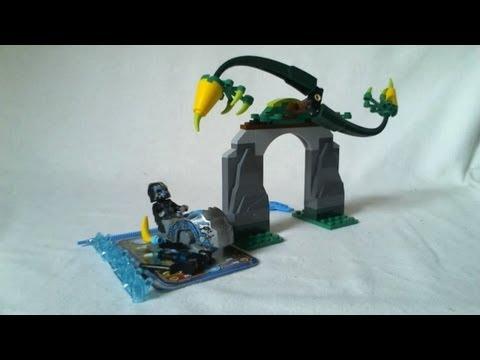Vidéo LEGO Chima 70109 : Le tourbillon infernal