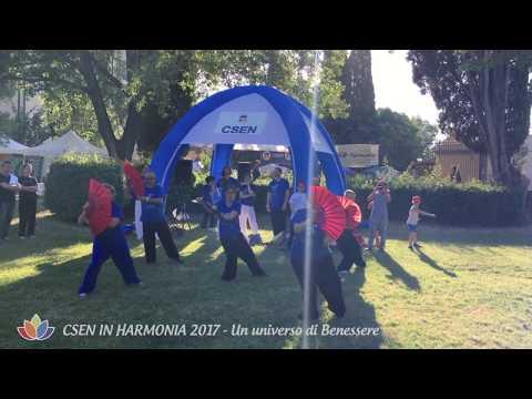 Olisticmap - CSEN in HARMONIA 2017 Presso Villa Vogel Firenze