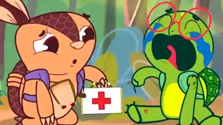 OPPA KÊKI | The Nurse I Funny Cartoons for Kids | Cartoons for Children | WildBrain Cartoons