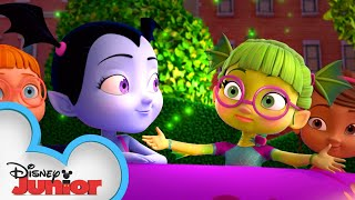 April Ghoul's Day | Vampirina | @Disney Junior