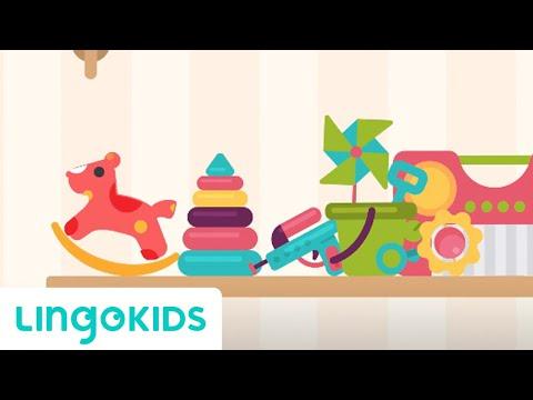 Toys Names In English Lingokids